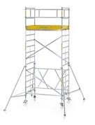 Алюминиевая вышка-тура Zarges Z600 модульная 13,65м 53218
