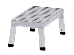 Алюминиевая модульная подставка Zarges, модуль А, 1 ступень 40261
