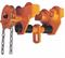 Приводная тележка для тали OLYMP OLGT 2.0 т 3 м OL35203 - фото 171063
