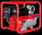 Бензиновая мотопомпа Fubag PG 1600 для чистой воды - фото 171570
