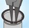 Съёмник стопорных колец разжимной( прям/гнут) 150 мм KING TONY 68SS-05